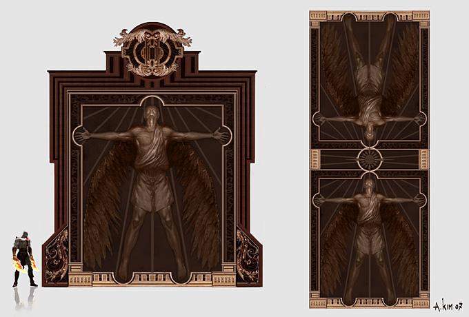 God of War 3 Andrew Kim 10a