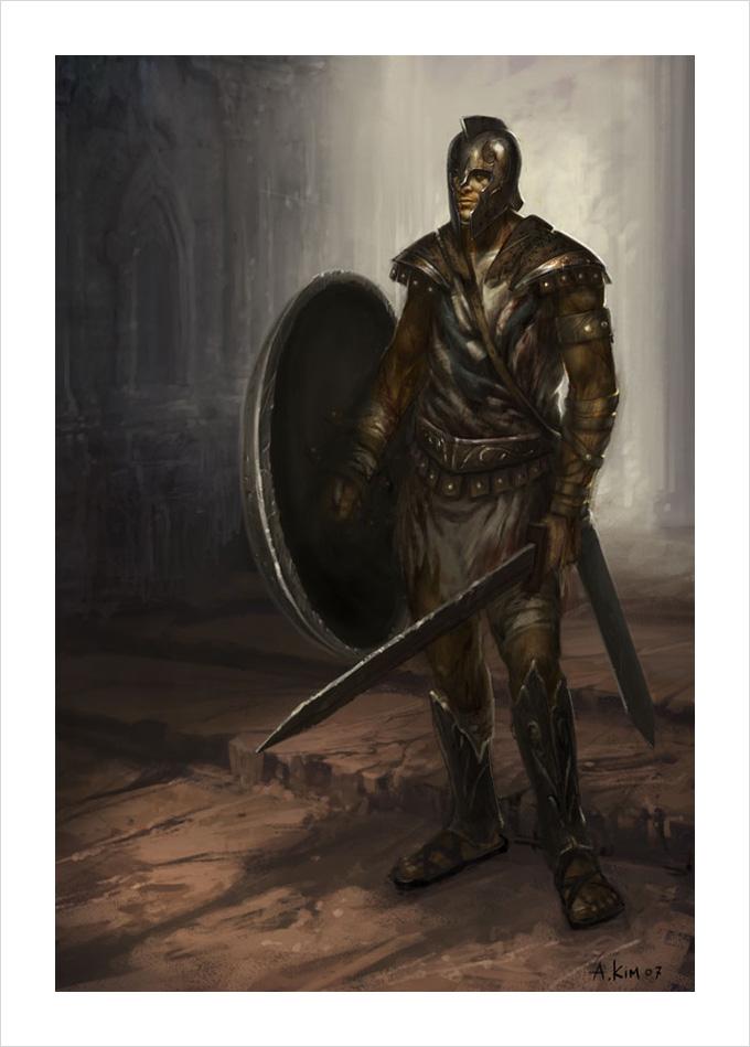 God of War 3 Andrew Kim 13a