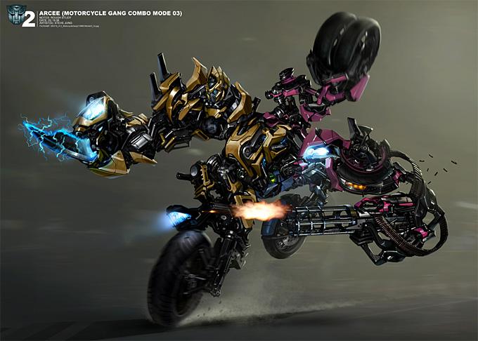 Steve Jung Transformers 2 01a