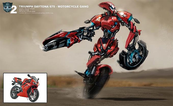 Steve Jung Transformers 2 06a