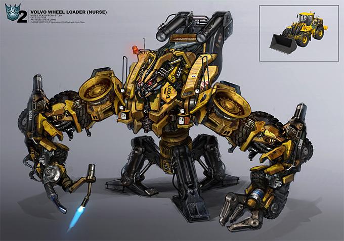 Steve Jung Transformers 2 09a