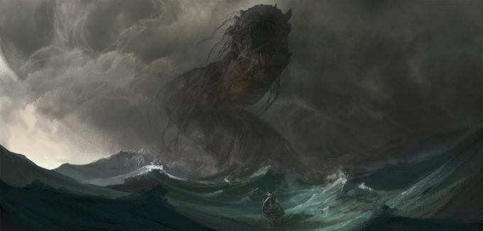 Vance Kovacs Concept Art leviathan