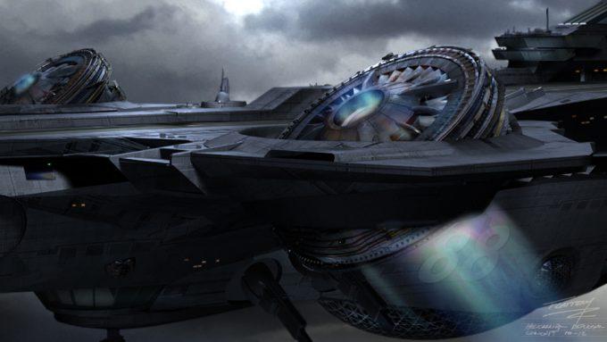 CaptainAmerica The Winter Soldier concept art design TF 01