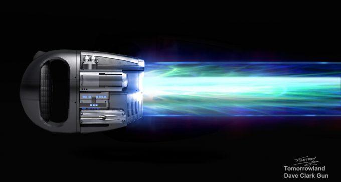 Tomorrowland concept art weapon design TF 21