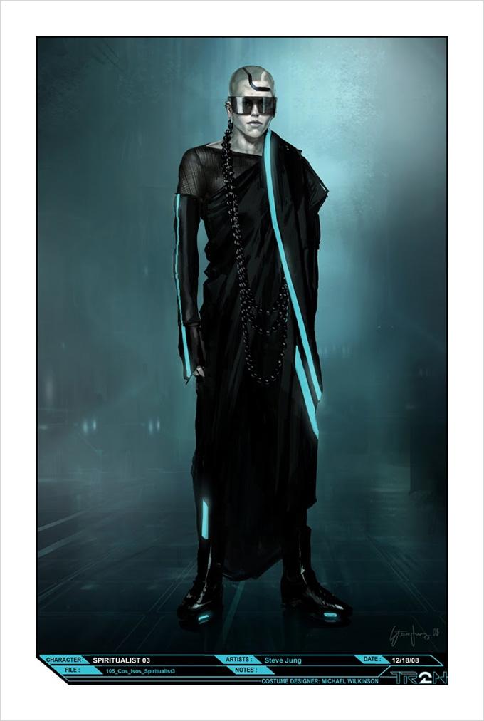 Tron Concept Art by Steve Jung 01a