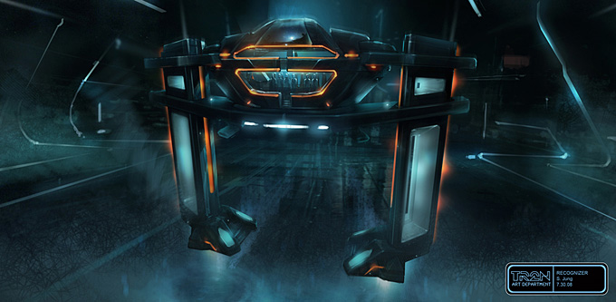 Tron Concept Art by Steve Jung 03a