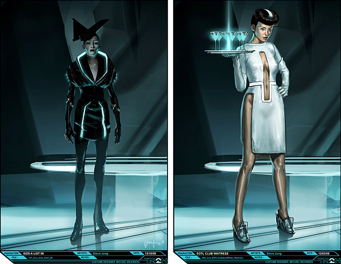 Tron Concept Art by Steve Jung 10a