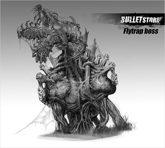 Bulletstorm Concept Art 02a