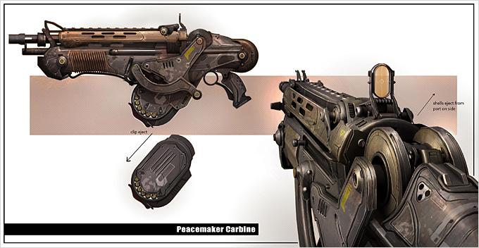 Bulletstorm Concept Art 07a