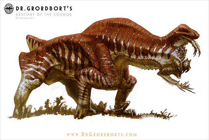 Dr Grordborts Bestiary of the Cosmos 05a