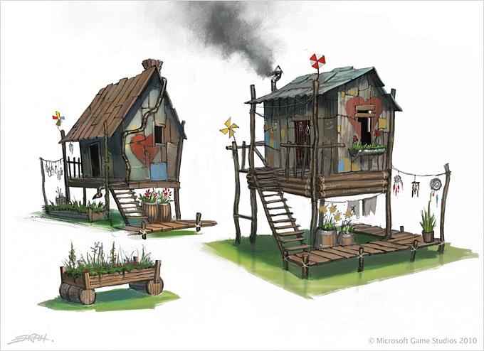Fable 3 Concept Art by Emrah Elmasli 11a
