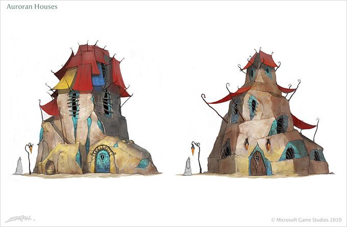 Fable 3 Concept Art by Emrah Elmasli 12a