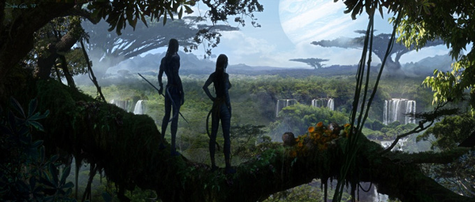 Avatar Concept Art by Dylan Cole 19a