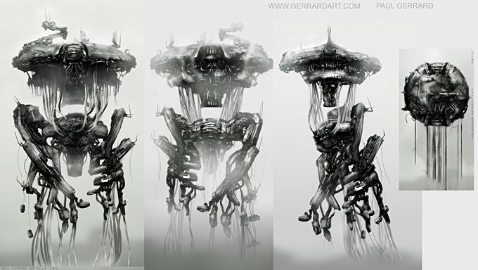 Battle LA Concept Art by Paul Gerrard 04a
