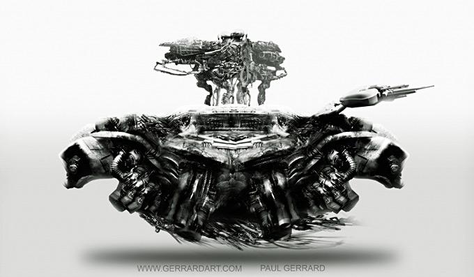 Battle LA Concept Art by Paul Gerrard 06a