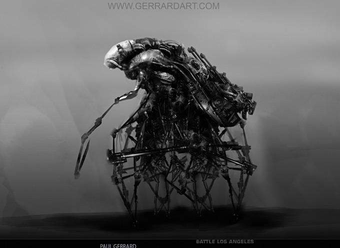 Battle LA Concept Art by Paul Gerrard 10a