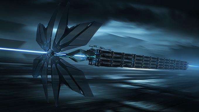 Dylan Cole Tron Concept Art 02a