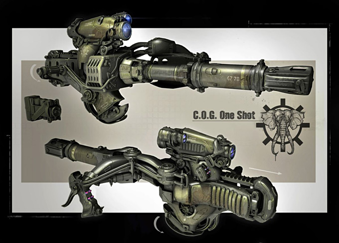 Gears of War 3 Concept Art 02a