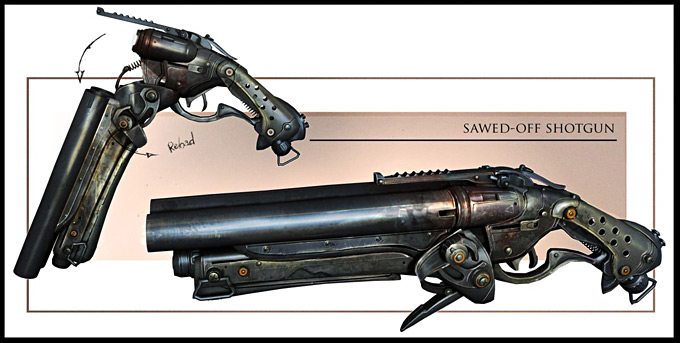 Gears of War 3 Concept Art 04a