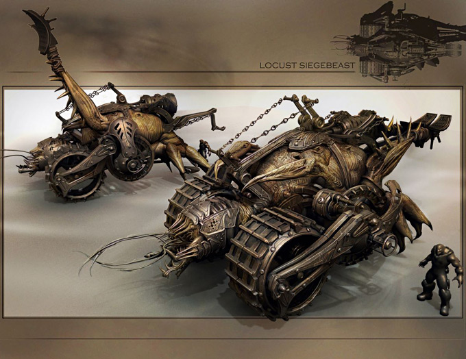 Gears of War 3 Concept Art 05a