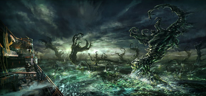 Gears of War 3 Concept Art 14a