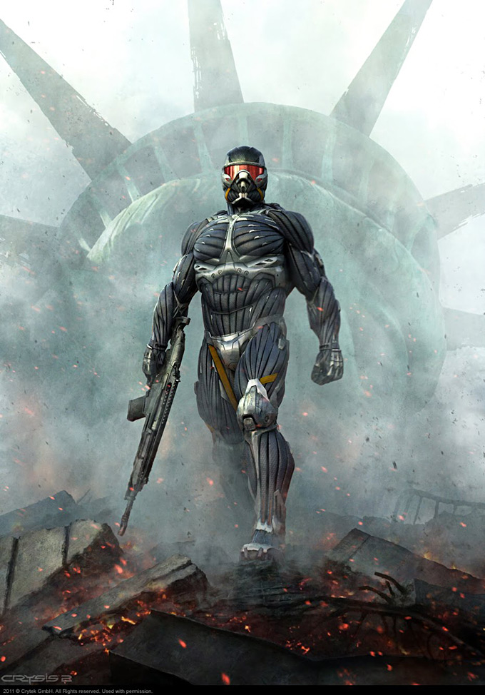 Crysis 2 Concept Art by Dennis Chan 13a