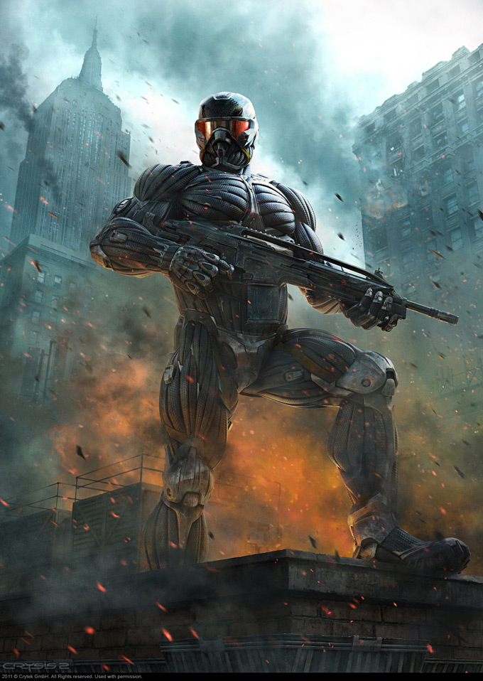 Crysis 2 Concept Art by Dennis Chan 15a