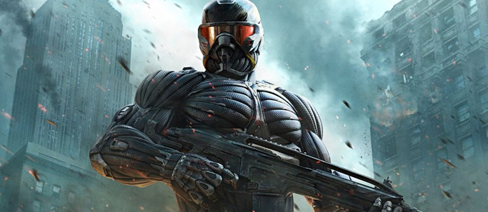 Crysis 2 Concept Art by Dennis Chan main