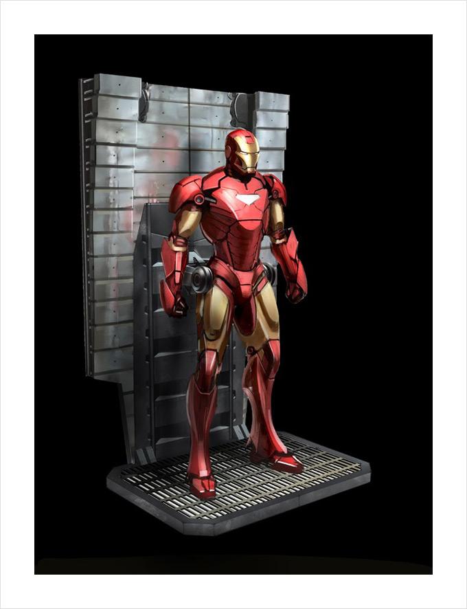 Ironman 2 Concept Art by Jonathan Bach 18a