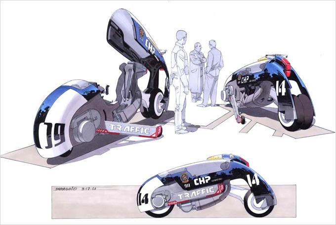 Rodolfo Damaggio Concept Bike 01a