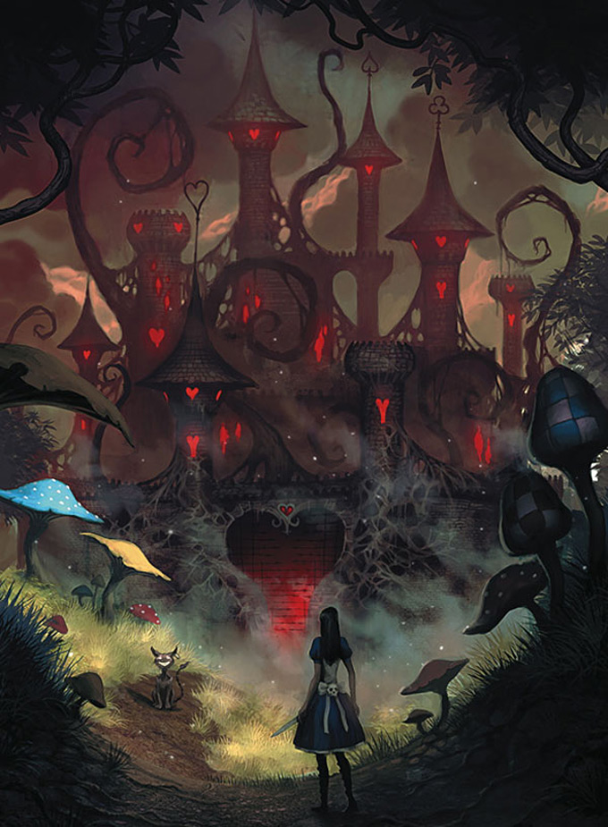 Art of Alice Madness Returns 03a