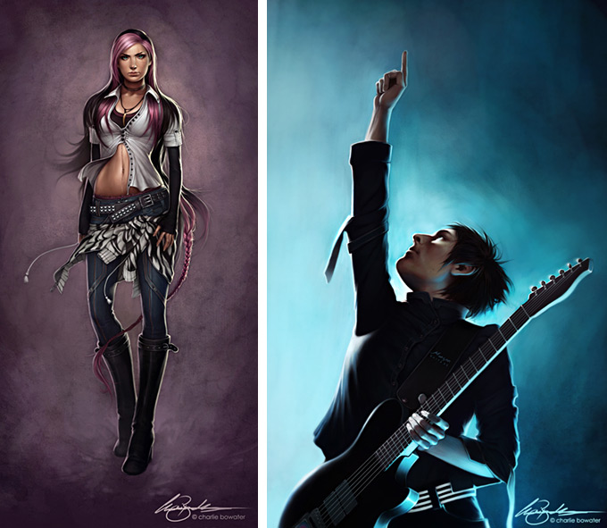 Charlie Bowater 20a