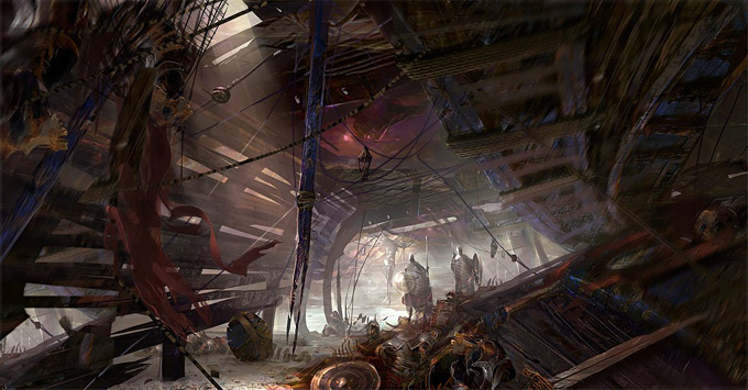 Guil Wars 2 by Levi Hopkins 04a
