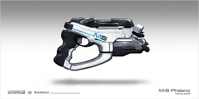 Mass Effect 2 Concept Art by Brian Sum 01a