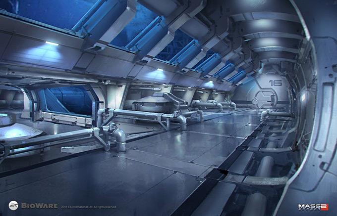 Mass Effect 2 Concept Art by Brian Sum 02a
