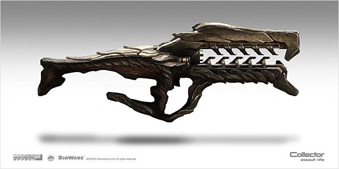 Mass Effect 2 Concept Art by Brian Sum 03a