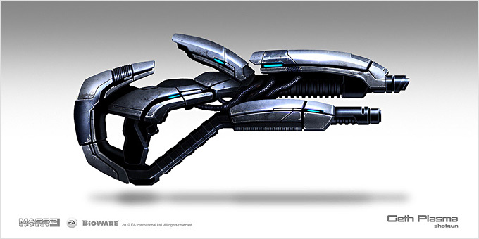 Mass Effect 2 Concept Art by Brian Sum 04a