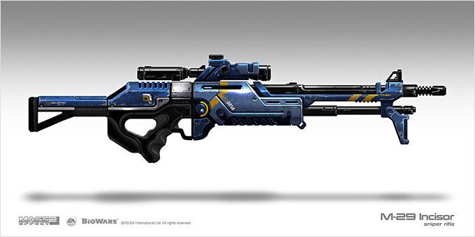 Mass Effect 2 Concept Art by Brian Sum 05a