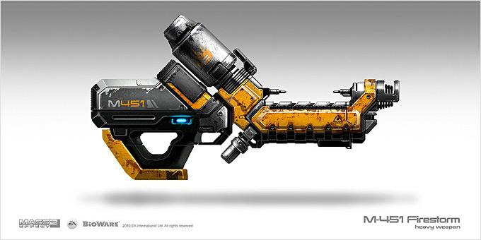 Mass Effect 2 Concept Art by Brian Sum 07a