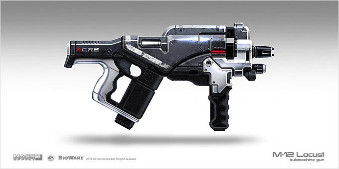 Mass Effect 2 Concept Art by Brian Sum 08a