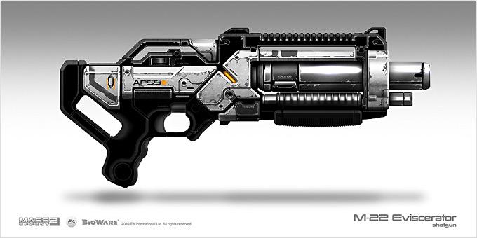 Mass Effect 2 Concept Art by Brian Sum 09a