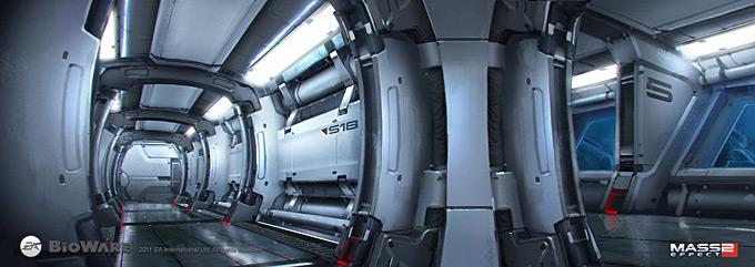 Mass Effect 2 Concept Art by Brian Sum 10a