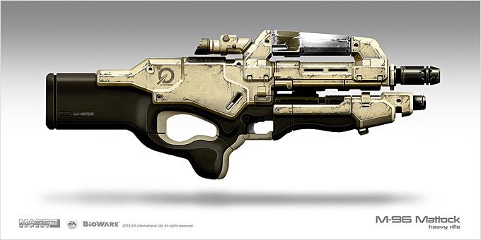 Mass Effect 2 Concept Art by Brian Sum 11a