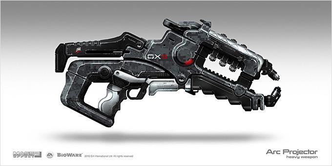 Mass Effect 2 Concept Art by Brian Sum 12a