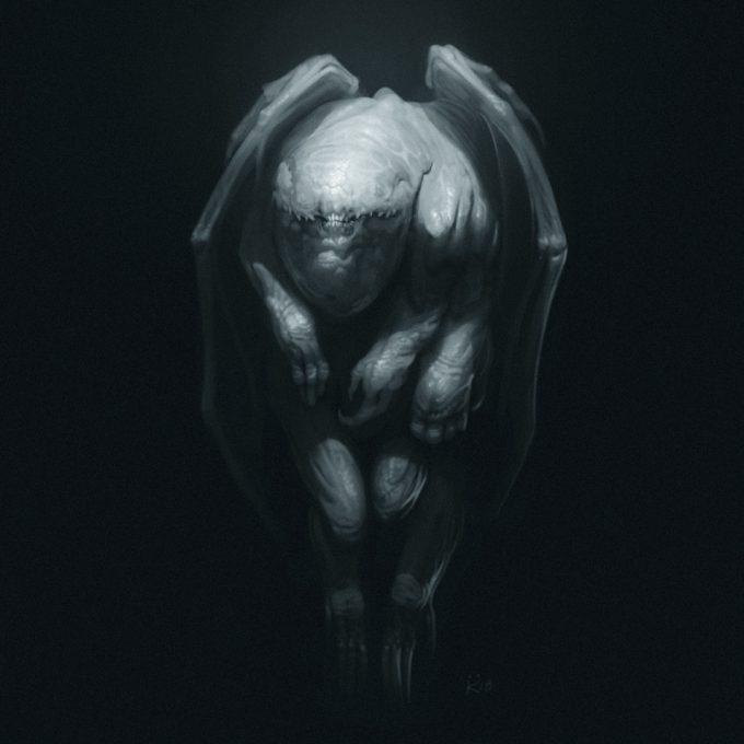Peter Konig Concept Art cherub001