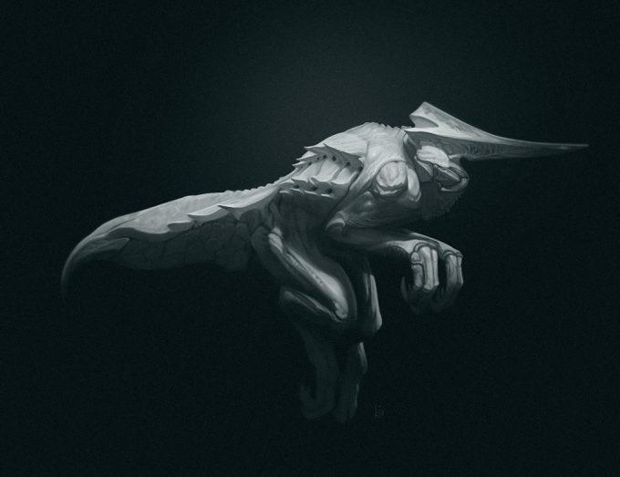 Peter Konig Concept Art cherub003