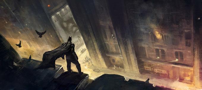 Batman Arkham City Art 02a
