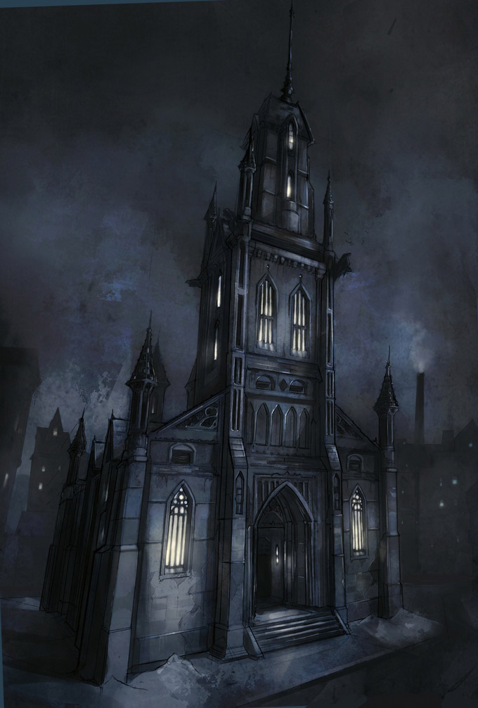 Batman Arkham City Art 04a