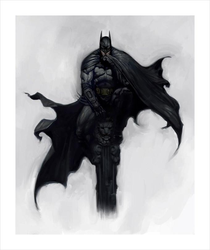 Batman Arkham City Art 06a