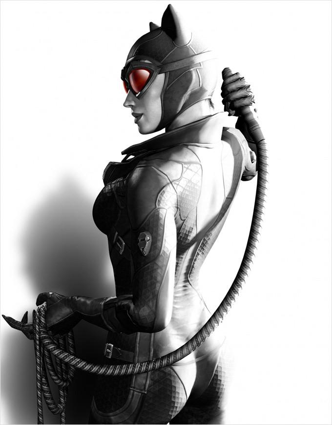 Batman Arkham City Art 07a